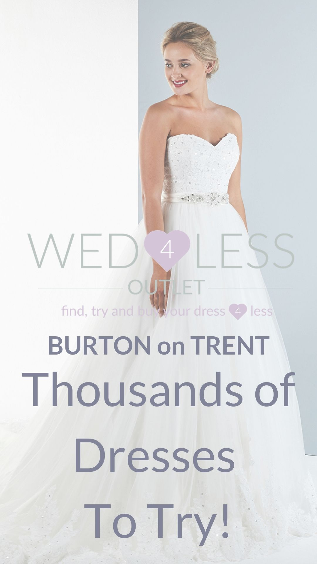 Wedding Dress Outlet Burton Upon Trent Wed4less Outlets